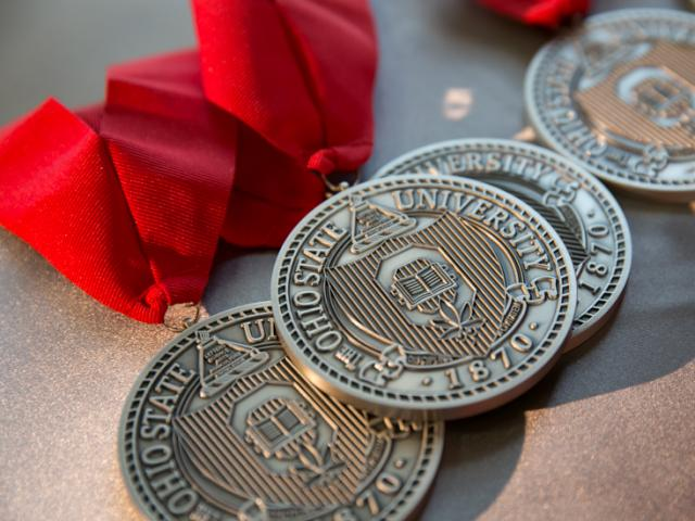 On September 29th, The Ohio State University Recognized Its Faculty Members  Who Hold Endowed Chair Positions And The Donors Whose Generous  Contributions ...