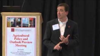 Matthew C. Roberts - Ohio State's 2013 Agricultural Policy and Outlook Conference Series