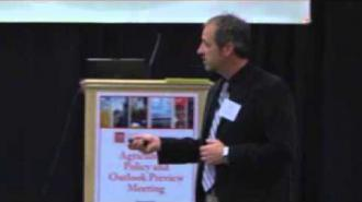 Barry Ward - Ohio State's 2013 Agricultural Policy and Outlook Conference Series