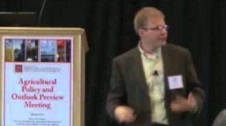 H. Allen Klaiber - Ohio State's 2013 Agricultural Policy and Outlook Conference Series