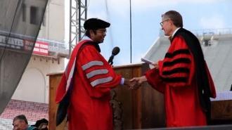 Recent Ohio State Graduates Embark on New Journey