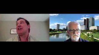 Unemployment Rates Due to Co-VID 19: WaterCooler Economics Podcast